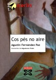 portada Cos pés no aire ('With Feet in the Air')
