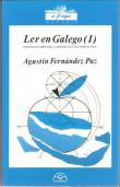 portada Ler en galego (Leer en gallego)