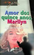 portada Amor dos quince anos, Marilyn