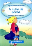 portada A nube de cores ('The Colourful Cloud')