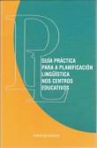 portada Guía práctica para a planificación lingüística ('Practical Guide to Linguistic Planning')