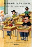 portada La escuela de los piratas (edición mexicana)