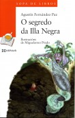 portada O segredo da Illa Negra ('The Secret of Black Island')